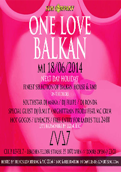 One Love @ Sparks Club 10.05.2013