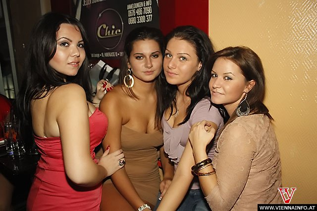 Balkan night - club chic am 04112011